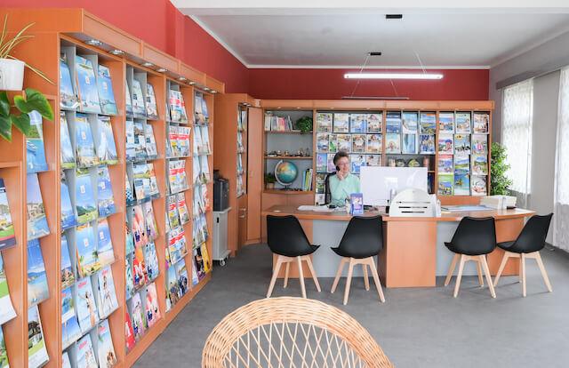 Poradenství v cestovní kanceláři
