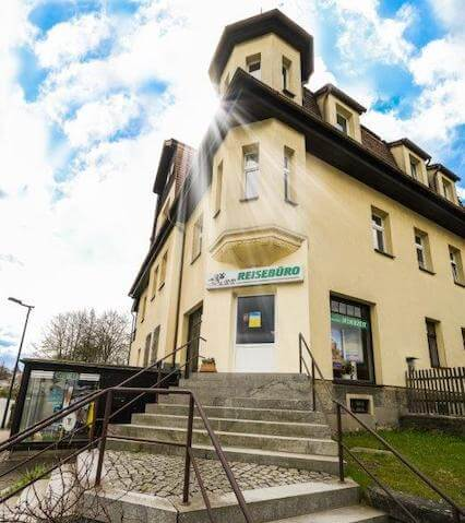 Cestovní kancelář Großschönau Hauptstrasse