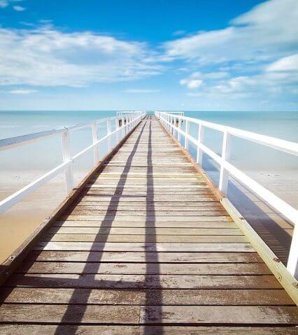 Prázdniny s vlastním příjezdem k moři